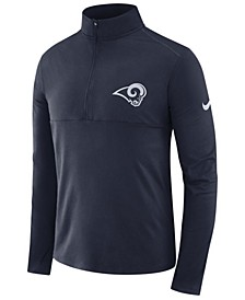 Men's Los Angeles Rams Core Half-Zip Pullover