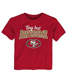 Toddlers San Francisco 49ers Still Awesome T-Shirt