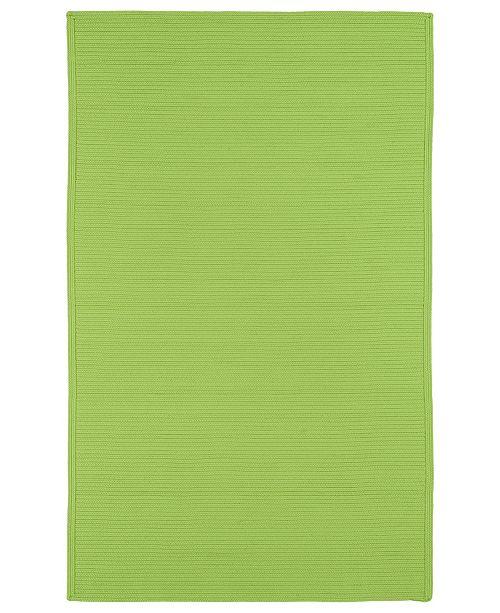 Kaleen Bikini Lime Green Area Rug Collection