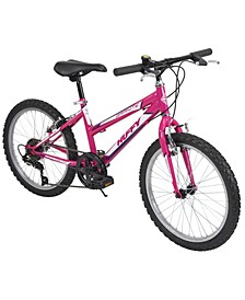 "20"" Girls Granite Bike"