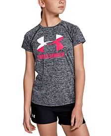 Big Girls Logo-Print T-Shirt