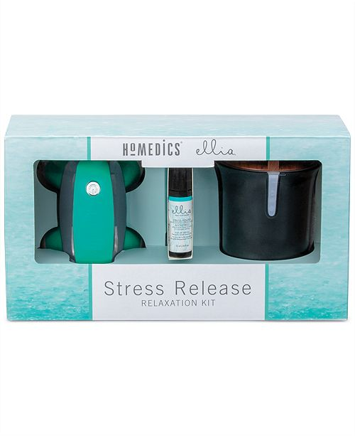 Homedics Stress Release Wellness Kit