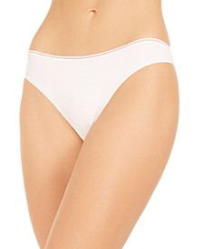 Women's Cotton High-Leg Tanga QF5355