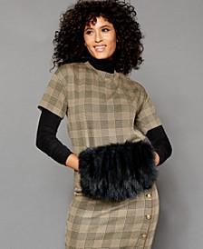Fox-Fur Handbag