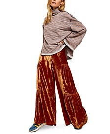 Say La Vie Wide-Leg Pants