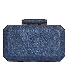 INC Lindsayy XX Lurex Clutch, Created for Macy's