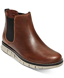 Men's ZERØGRAND Chelsea Waterproof Boots