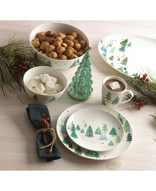 Lenox Balsam Lane Dinnerware Collection