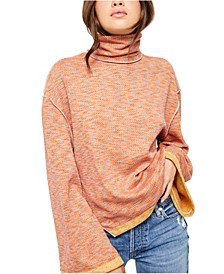 Sunny Days Turtleneck Top
