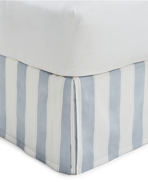 Hotel Collection Classic Serena King Bedskirt, Created for Macy's
