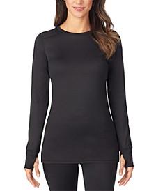Women's Thermawear Long-Sleeve Crewneck Top