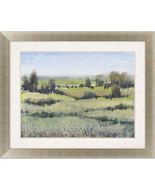 "Paragon Morning Horizon II Framed Wall Art, 35"" x 43"""