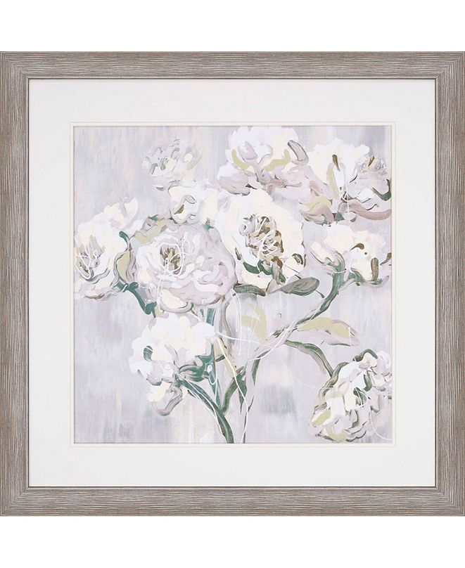 """Paragon All in Bloom I Framed Wall Art, 36"""" x 36"""""""