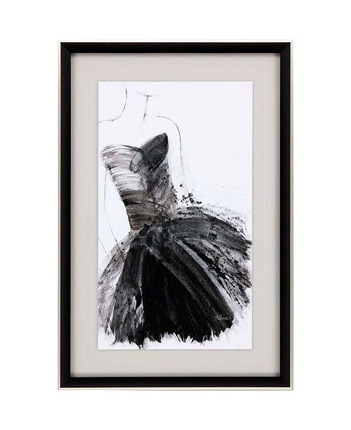 """Paragon Fashionista I Framed Wall Art, 53"""" x 36"""""""
