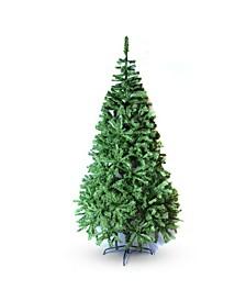 6' Classic Evergreen Christmas Tree