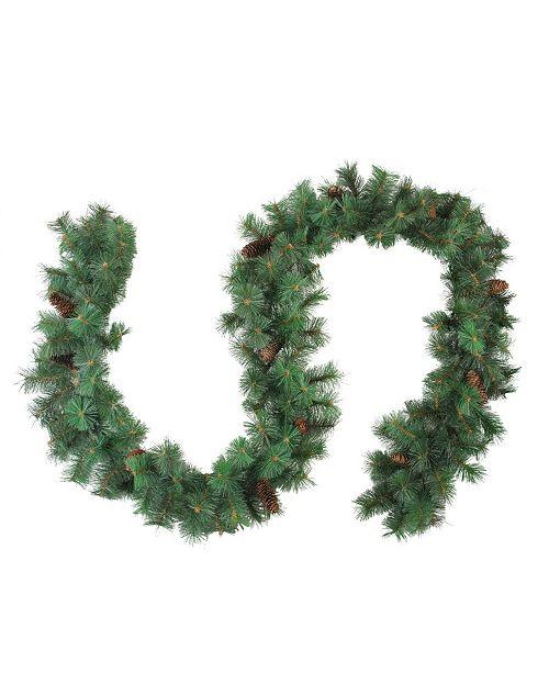 Northlight 9' Royal Oregon Pine Artificial Christmas Garland - Unlit