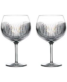 Gin Journeys Aras Balloon Glass Pair