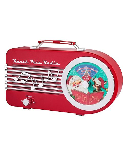 Mr. Christmas North Pole Radio