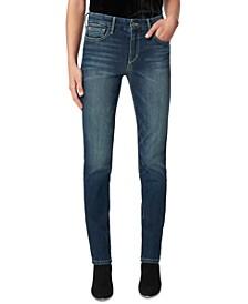 Joe's Lara Mid-Rise Cigarette Jeans