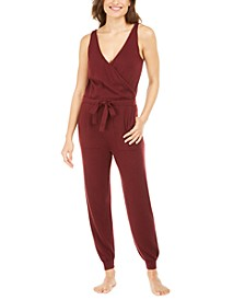 Women's 1-Pc. Pajama Jumpsuit, Created For Macy's
