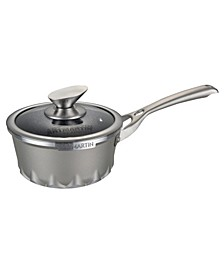 Die Cast Aluminum Round Sause Pan Lid with Induction Bottom 6.3""