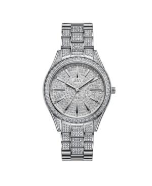 Women's Cristal Diamond (1/8 ct. t.w.) Watch in Stainless Steel Watch 38mm