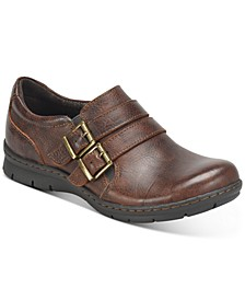 Erinoma Buckled Loafers