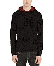 Men's Kily Patterned Hoodie
