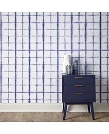 Shibori Self-Adhesive Wallpaper