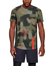 Men's HeatGear® Printed Training T-Shirt