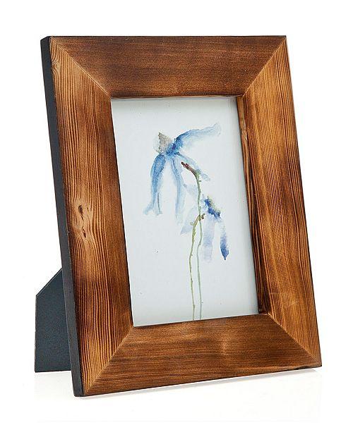 "Philip Whitney Wood Black Edge Frame - 5"" x 7"""