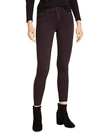 Donna High-Rise Skinny Ankle Jeans