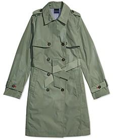 Women's Bennie Belted Trench Coat
