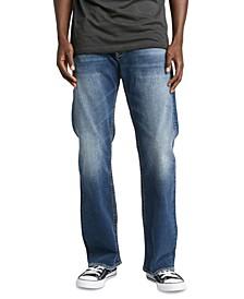 Men's Zac Straight-Leg Jeans