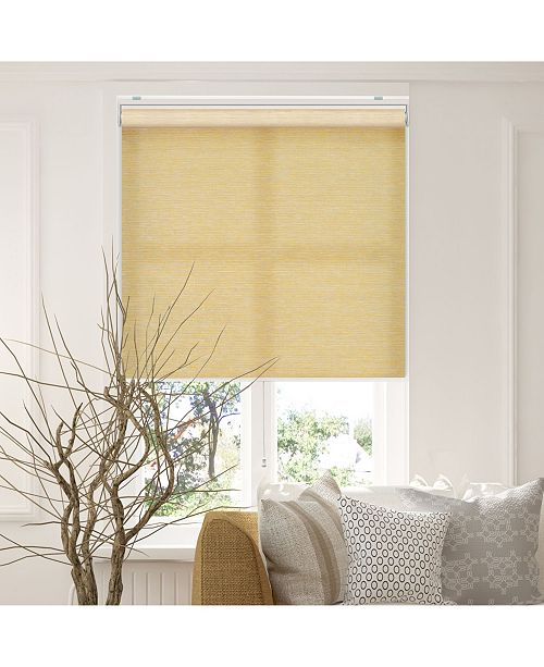 "Chicology Cordless Roller Shades, Smooth Privacy Window Blind, 27"" W x 72"" H"