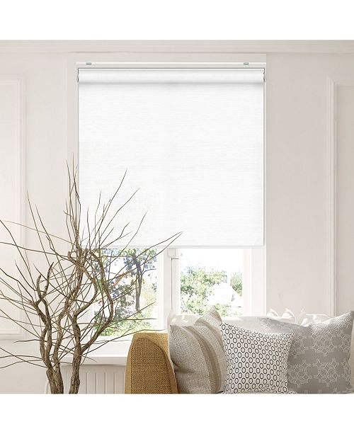 "Chicology Cordless Roller Shades, Smooth Privacy Window Blind, 33"" W x 72"" H"