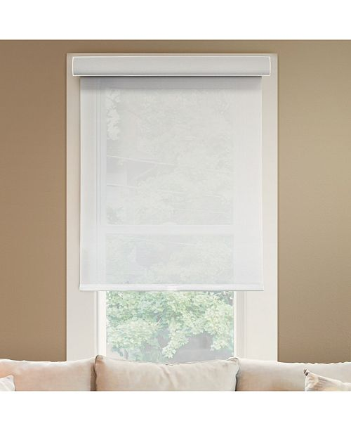 """Chicology Cordless Roller Shades, No Tug Privacy Window Blind, 37"""" W x 72"""" H"""