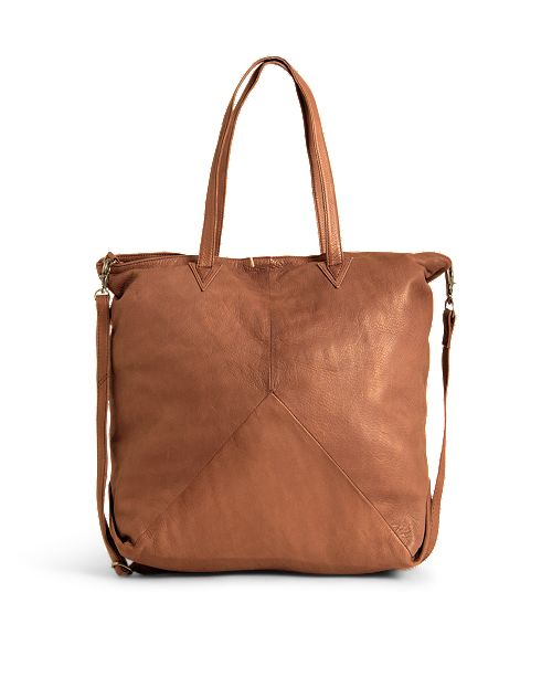 Day & Mood Edith Leather Tote