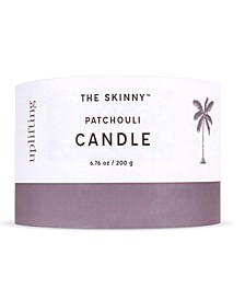 Tasalli Coconut Oil Beeswax Candle - Patchouli Spice