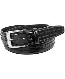 Boselli Dress Casual Leather Belt