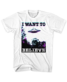 X-Files Men's Graphic T-Shirt