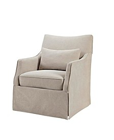 Martha Stewart London Accent Chair