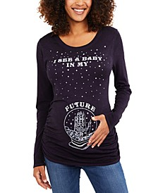 I See A Baby In My Future™ Graphic T-Shirt, Online Only