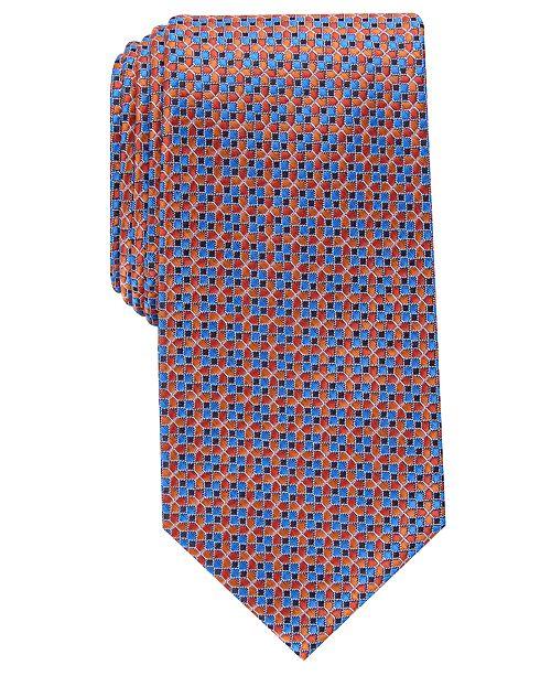 Perry Ellis Men's Morrill Neat Tie