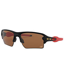 Oakley NFL Collection Sunglasses, San Francisco 49ers OO9188 59 FLAK 2.0 XL