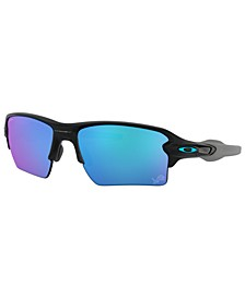 NFL Collection Sunglasses, Detroit Lions OO9188 59 FLAK 2.0 XL
