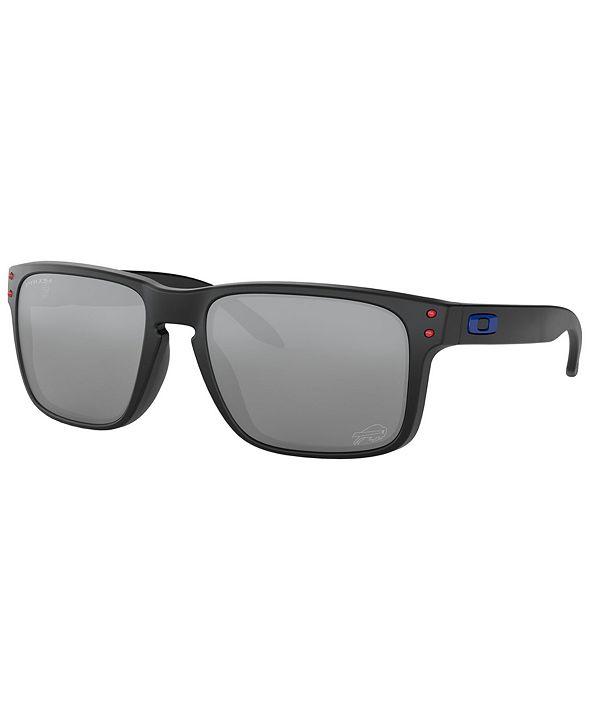 Oakley NFL Collection Sunglasses, Buffalo Bills OO9102 55 HOLBROOK