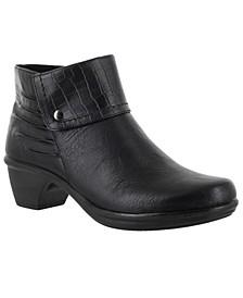 Jayden Comfort Booties