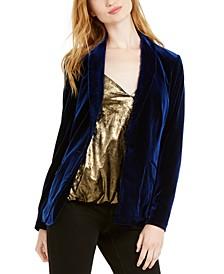 INC Petite Velvet Blazer, Created for Macy's