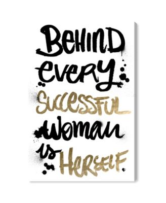 Successful Woman Canvas Art, 24